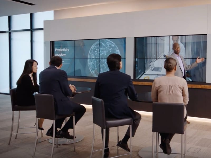 HPE Executive Briefing Centers (Palo Alto, London, New York)