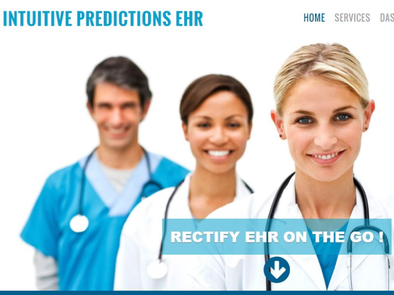 Intuitive Predictions for EHR (Masters Project)