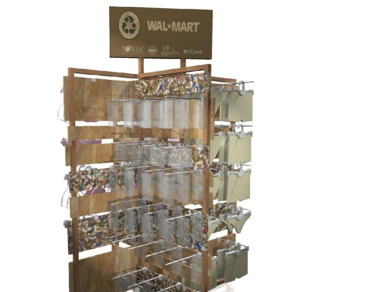 POS Design - Wal-Mart