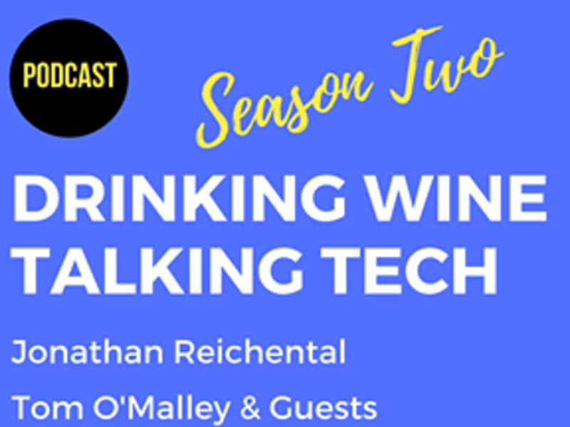 Taking the podcast live at a winery in Silicon Valley