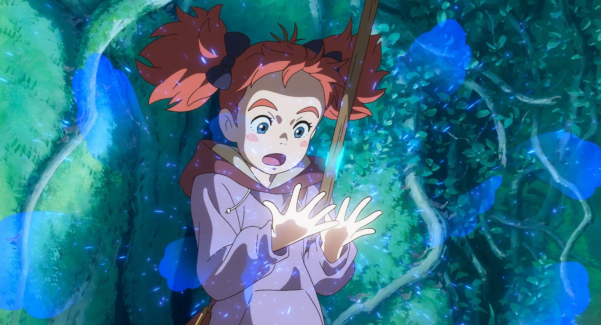 Review | Mary and the Witches Flower  (メアリと魔女の花)