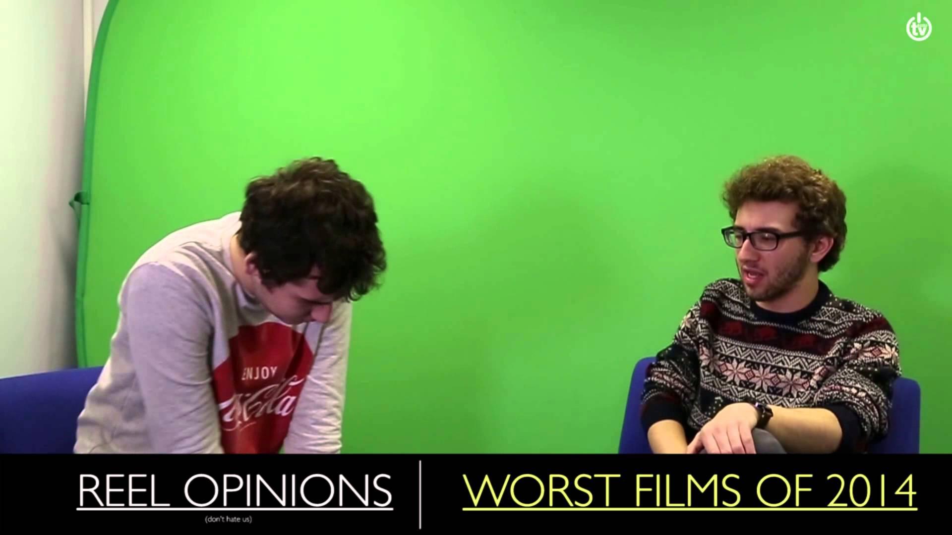 Worst Films of 2014