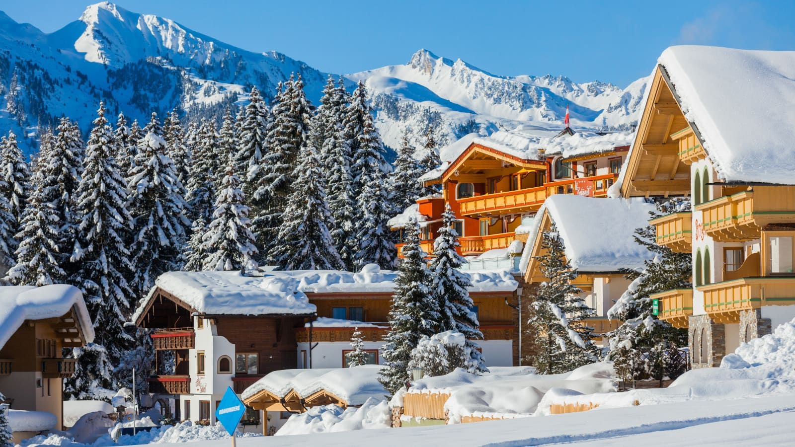 late austrian ski deals
