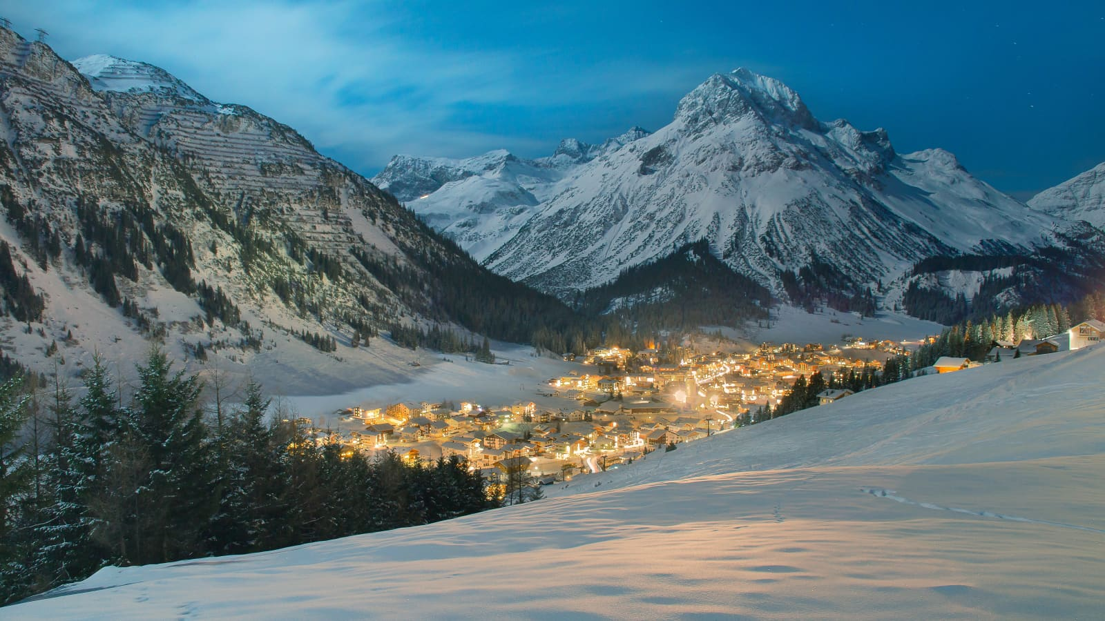 Christmas In Austria Holidays.Austria Ski Holidays Skiing Austria Directski Com