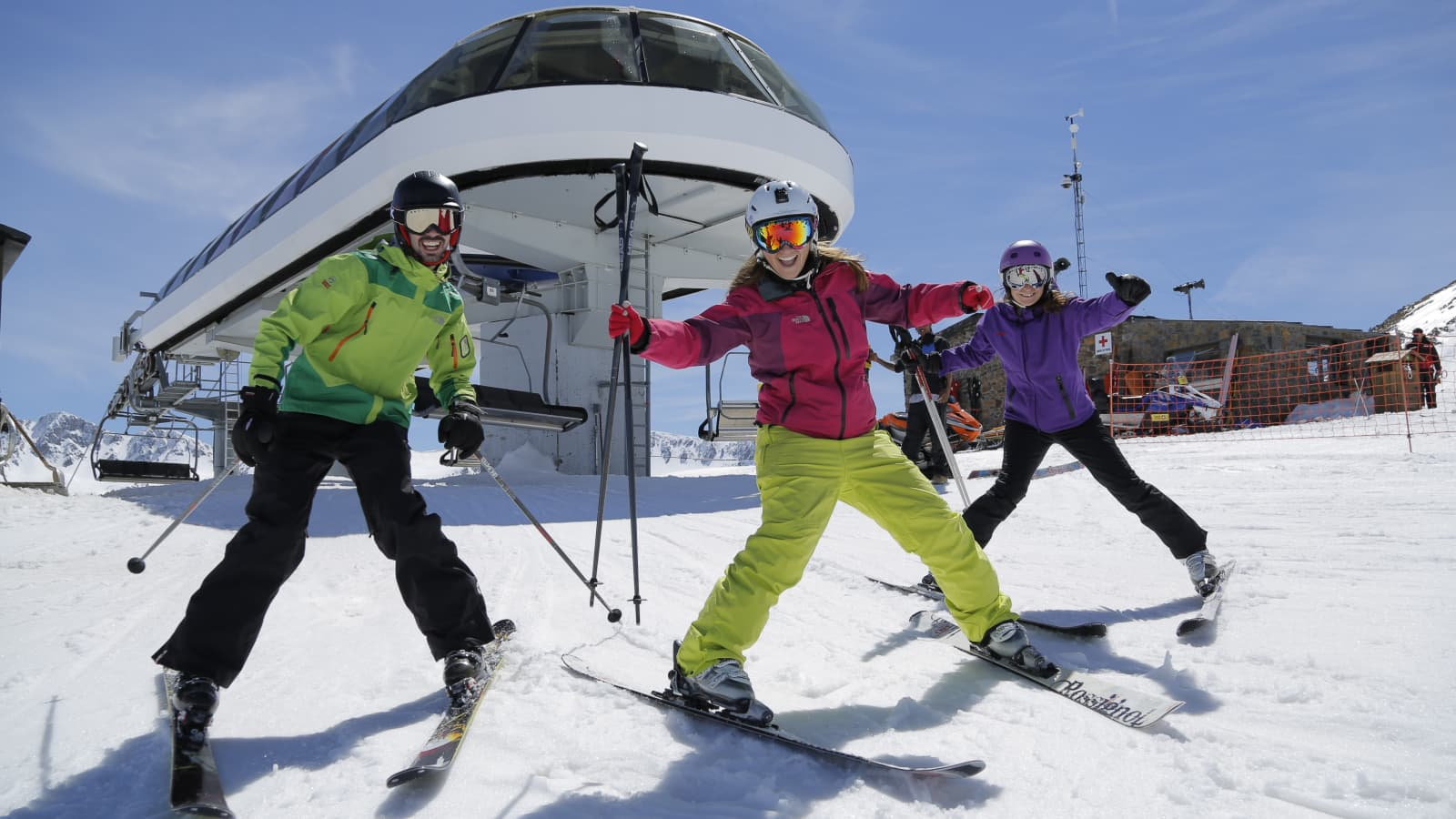 Ski holidays from belfast to andorra