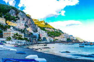 Amalfi,Sorrento and Amalfi Coast