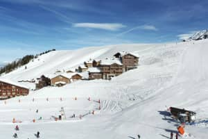 Plagne Villages,France
