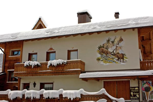 Hotel Steinbock,Copper Face Jacks Ski Trip