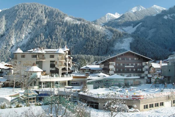 Fun & Spa Hotel Strass,Mayrhofen Valley