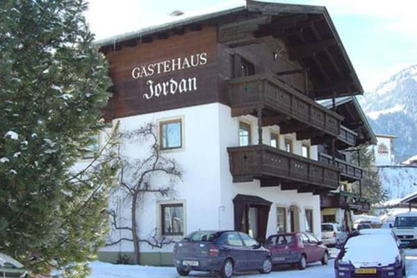 Pension Jordan,Kirchberg