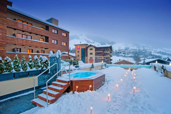 Alpinresort Sport & SPA,Saalbach