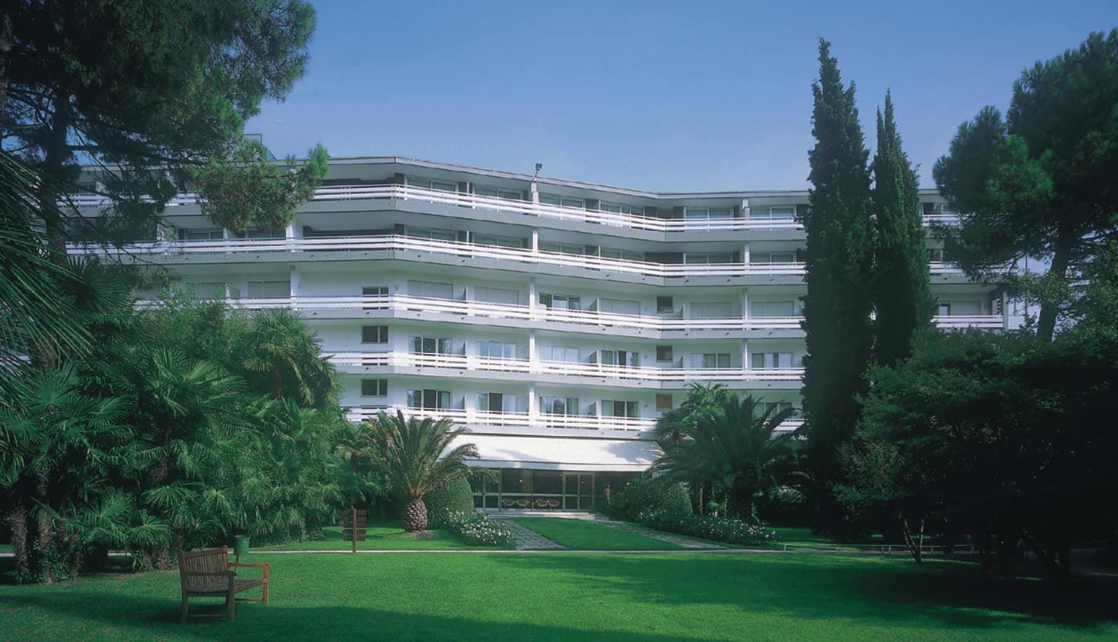 Hotel du lac et du parc riva for Hotel du parc