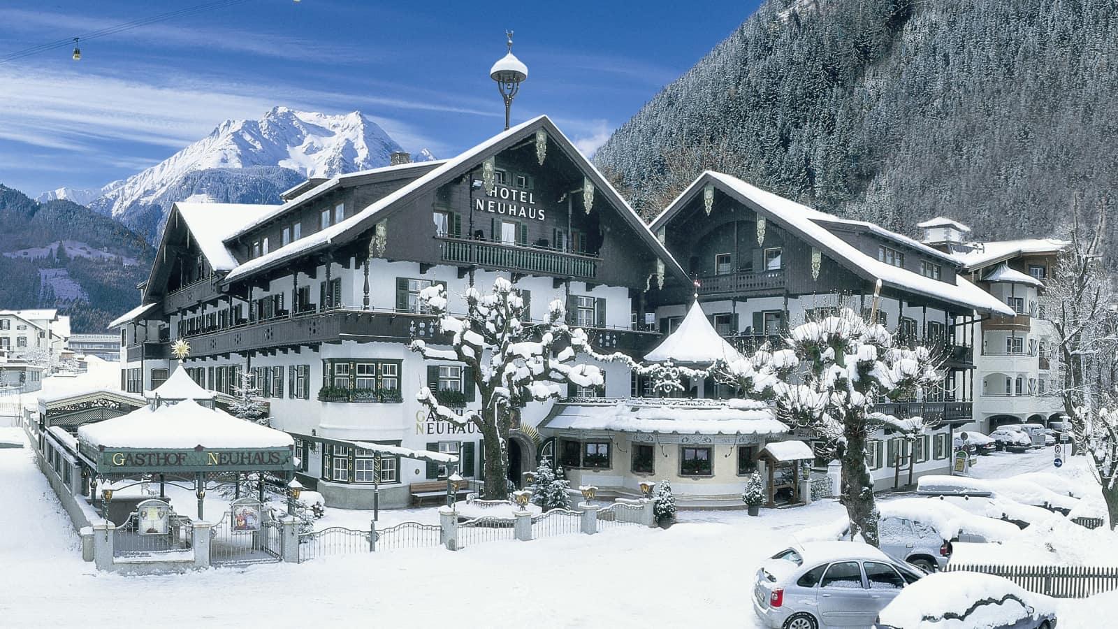 Hotel Spa La Rosiere