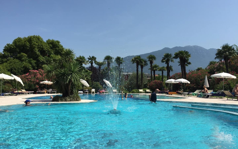 Astoria Park Hotel Italy Lake Garda