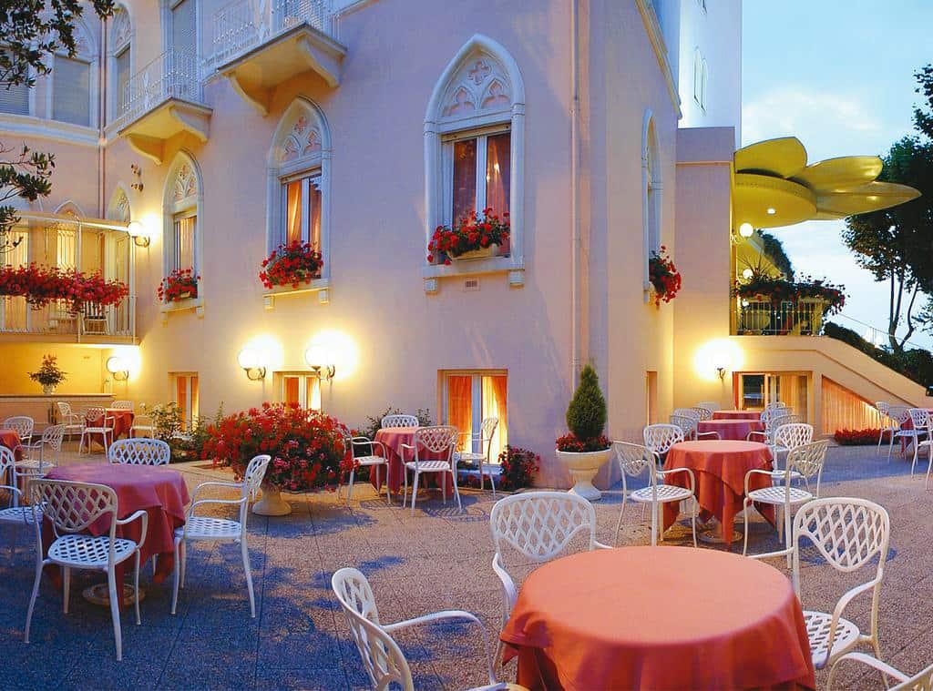 Rimini Hotel Milton
