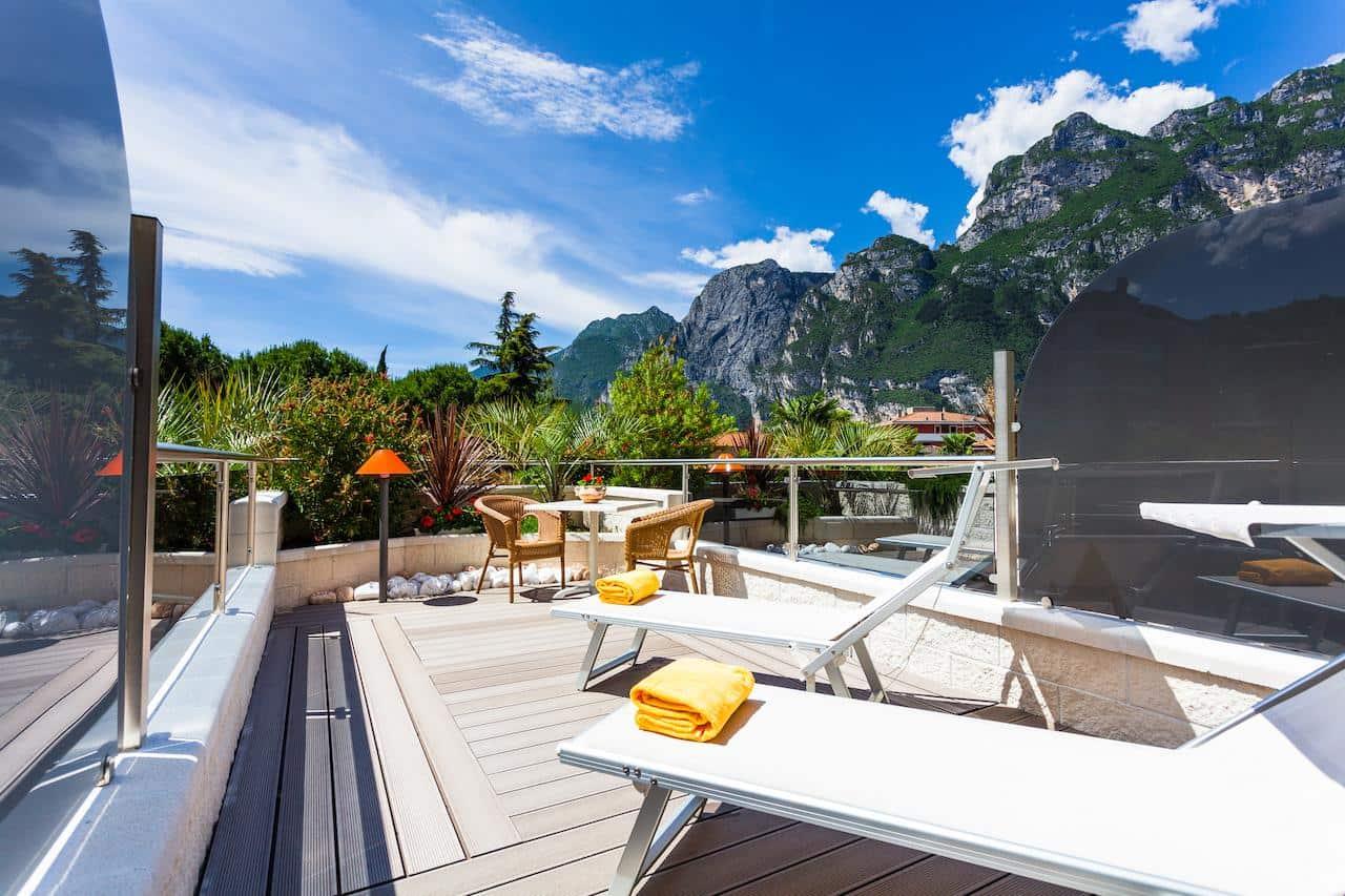 Hotel Savoy Palace Riva De Garda