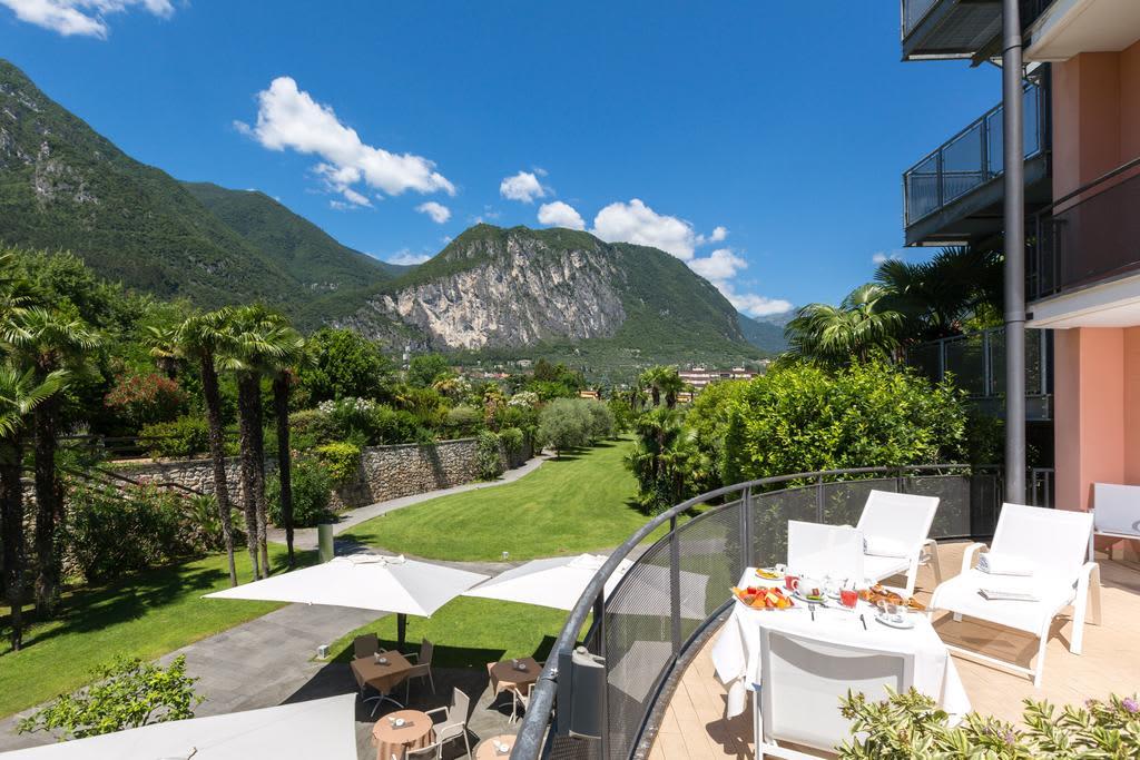 Astoria Park Hotel Spa Amp Resort Riva Lake Garda Summer