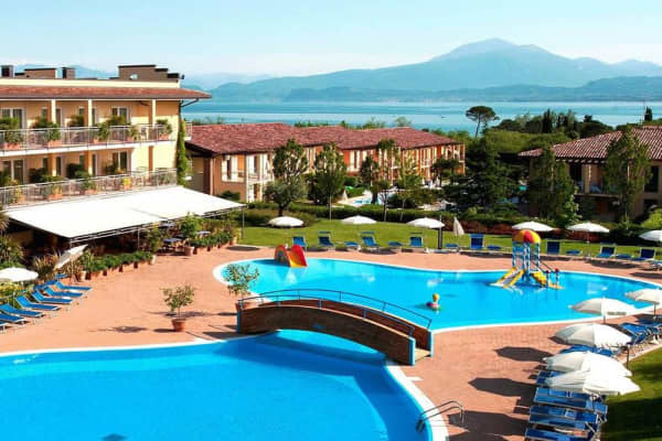 Bella Italia: Hotel Rooms,Peschiera
