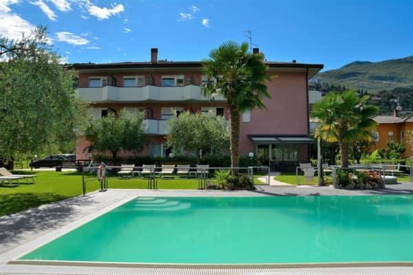 Hotel Eden, Torbole - Lake Garda Holidays