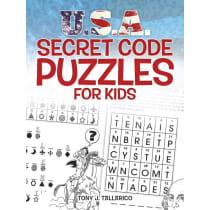 BOOK-USA SECRET CODE PUZZLE
