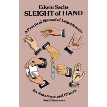 Book-Sleight Of Hand