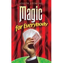 Book-Magic For Everybody