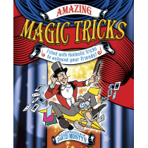 Book-Amazing Magic Tricks
