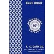 Blue Book- K.C. Card Co.