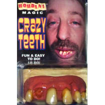 Crazy teeth - Horror