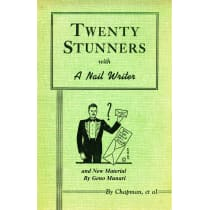 Twenty Stunners with Nail Writer