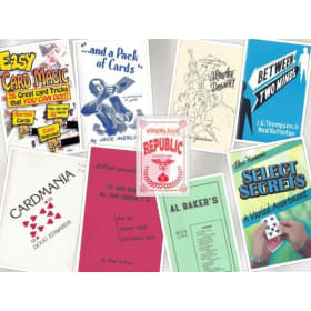 Special Card Book Sale Bundle