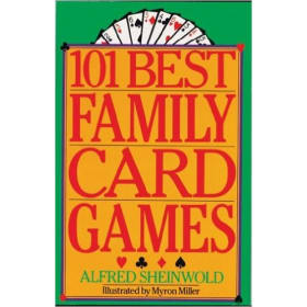 Book-101 Best Family Card Games