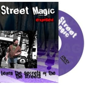 DVD-Street Magic Exposed