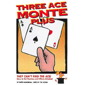 Three Ace Monte Plus