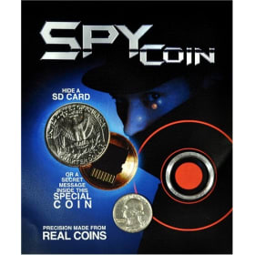 Spy Coin- Half Dollar
