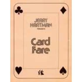 Card Fare - Hartman