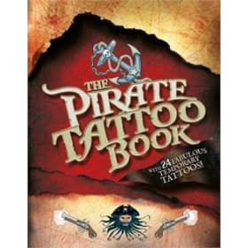 The Pirate Tattoo Book