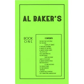 Book-Al Baker's Book One