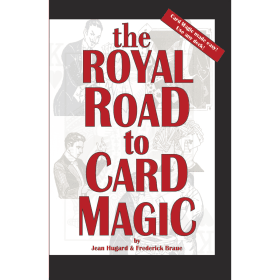 Book-Royal Road to Card Magic
