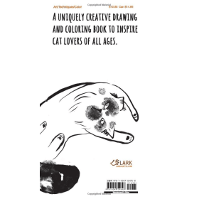 Color a Cat - Book