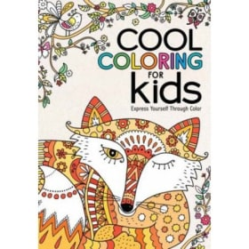 Cool Coloring for Kids book