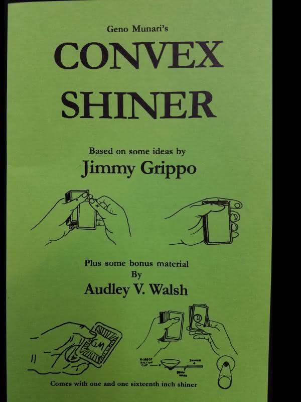 Convex Shiner