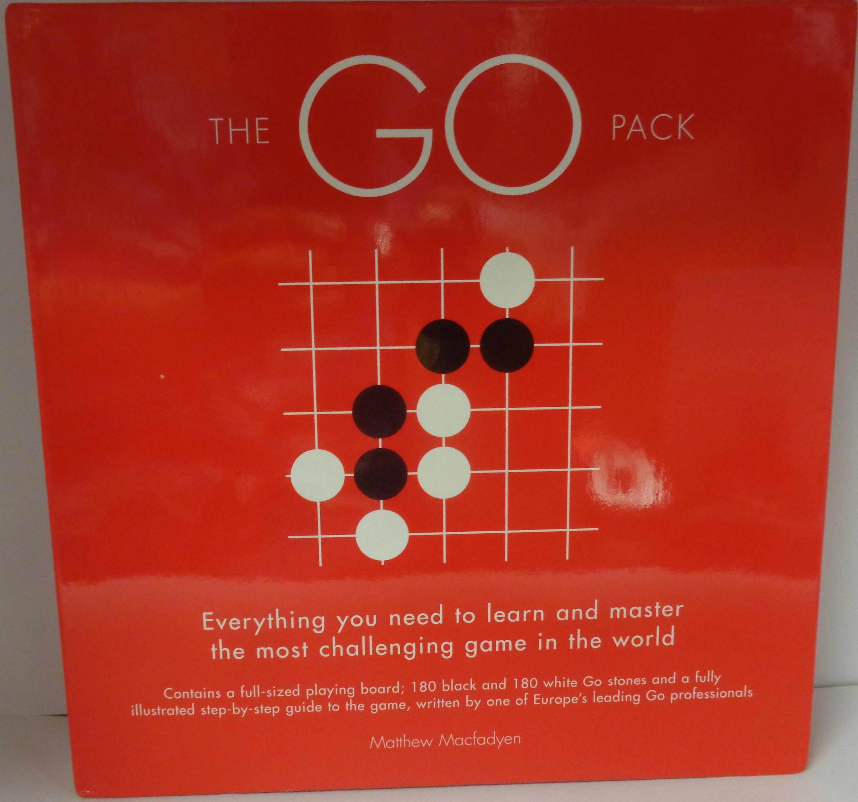 The Go Pack: Everything You Need to Learn and Master the Most Challenging Game in the World