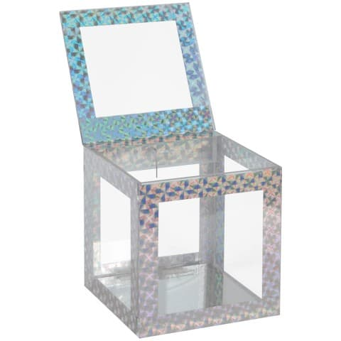 """Crystal cube 4"""""""