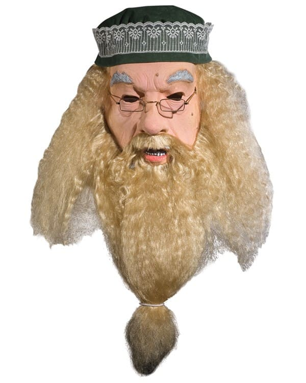 Albus Dumbledore Adult Latex Mask