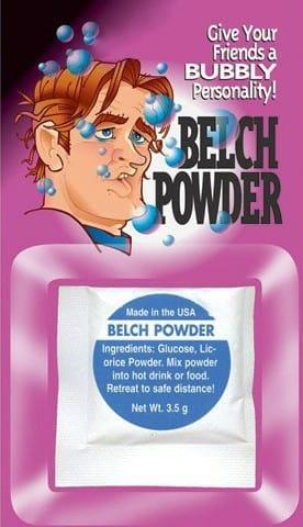 Belch Powder