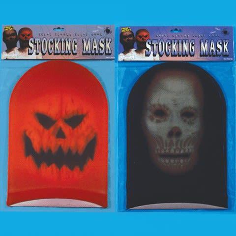 Mask-Stocking Halloween