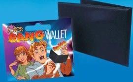 Bang Wallet W/Caps