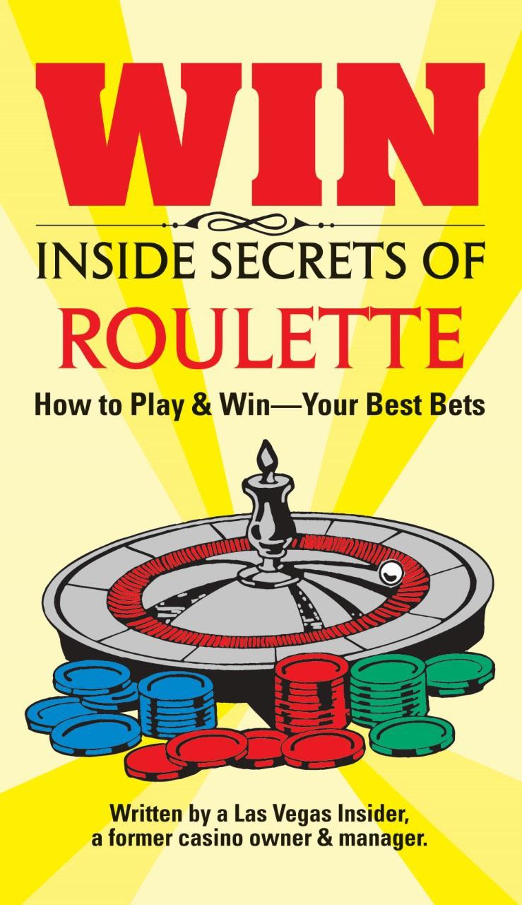 Book-Inside Secrets Of Roulette