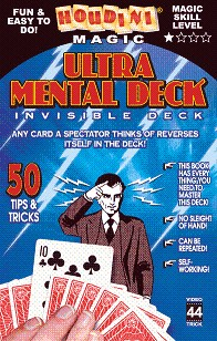 Book-Ultra Mental Deck
